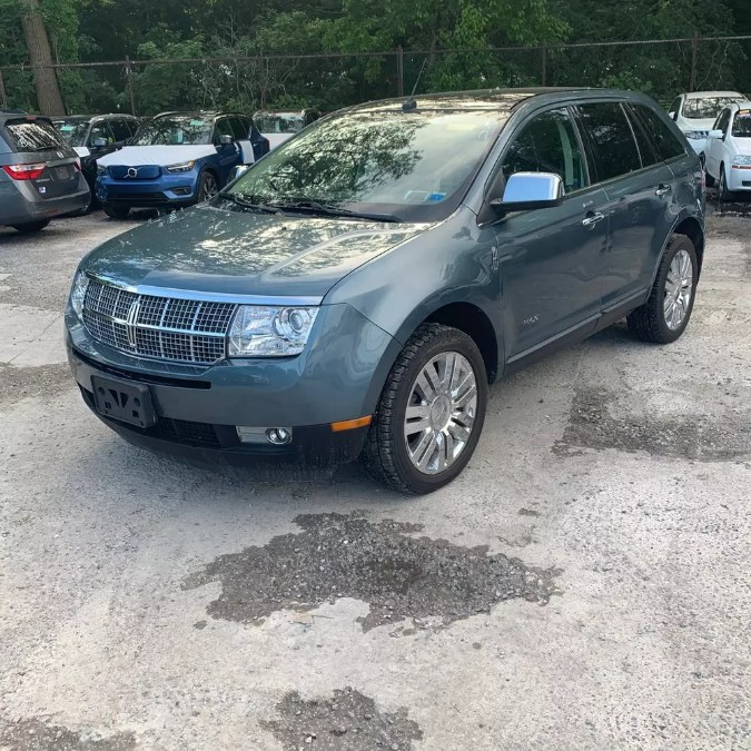 Used 2010 Lincoln MKX in Naugatuck, Connecticut | Riverside Motorcars, LLC. Naugatuck, Connecticut
