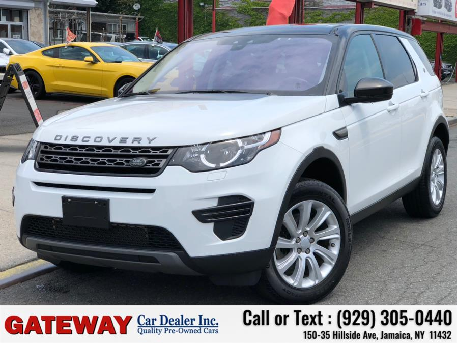 Used Land Rover Discovery Sport SE 4WD 2017   Gateway Car Dealer Inc. Jamaica, New York