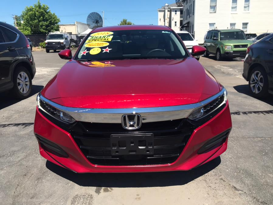 Used Honda Accord Sedan LX 1.5T CVT 2018   Affordable Motors Inc. Bridgeport, Connecticut