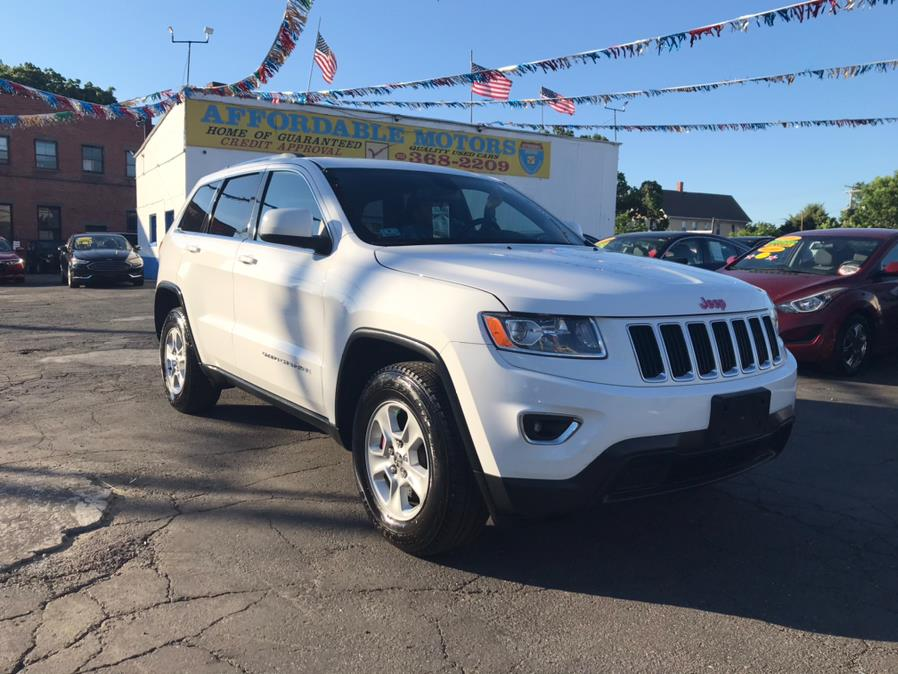 Used Jeep Grand Cherokee 4WD 4dr Laredo 2015   Affordable Motors Inc. Bridgeport, Connecticut