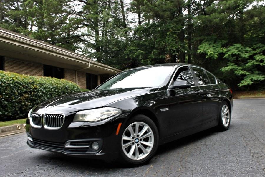 Used BMW 5 Series 4dr Sdn 528i RWD 2015 | HHH Auto Sales LLC. Marietta, Georgia