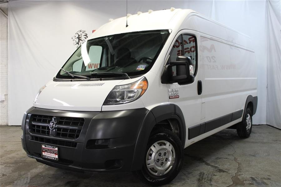 Used Ram Promaster 2500 2500 HIGH 2018 | Fast Track Motors. Paterson, New Jersey