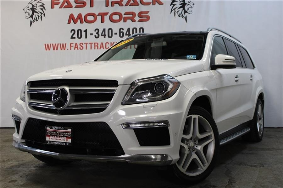 Used Mercedes-benz Gl 550 4MATIC 2015 | Fast Track Motors. Paterson, New Jersey