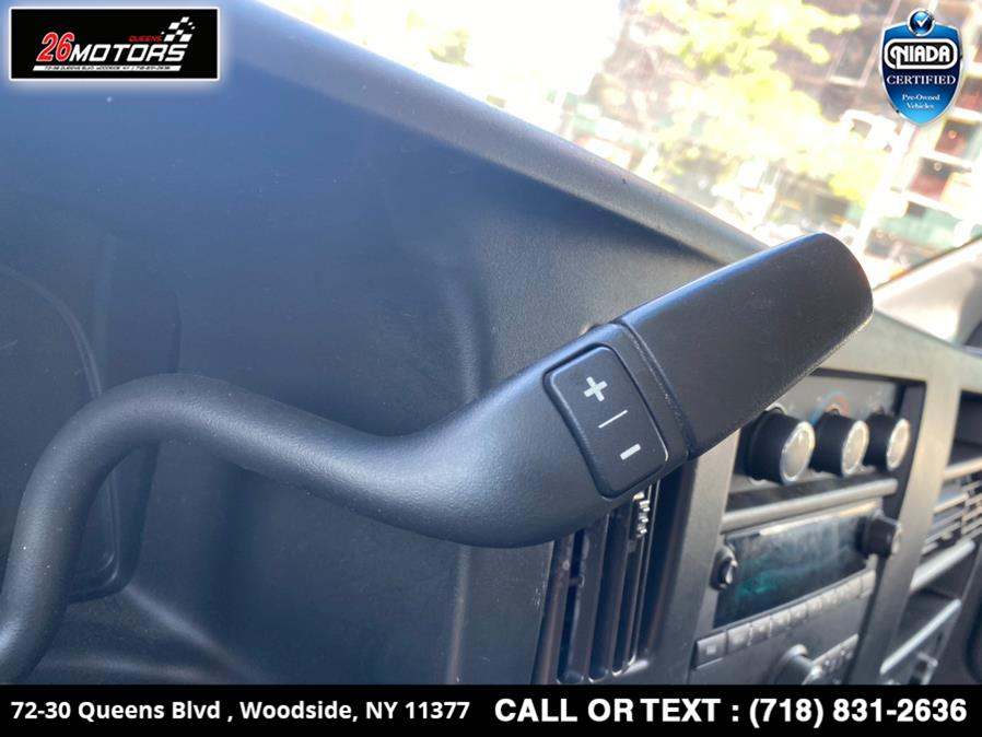 """Used GMC Savana Cargo Van RWD 2500 135"""" 2018   26 Motors Queens. Woodside, New York"""