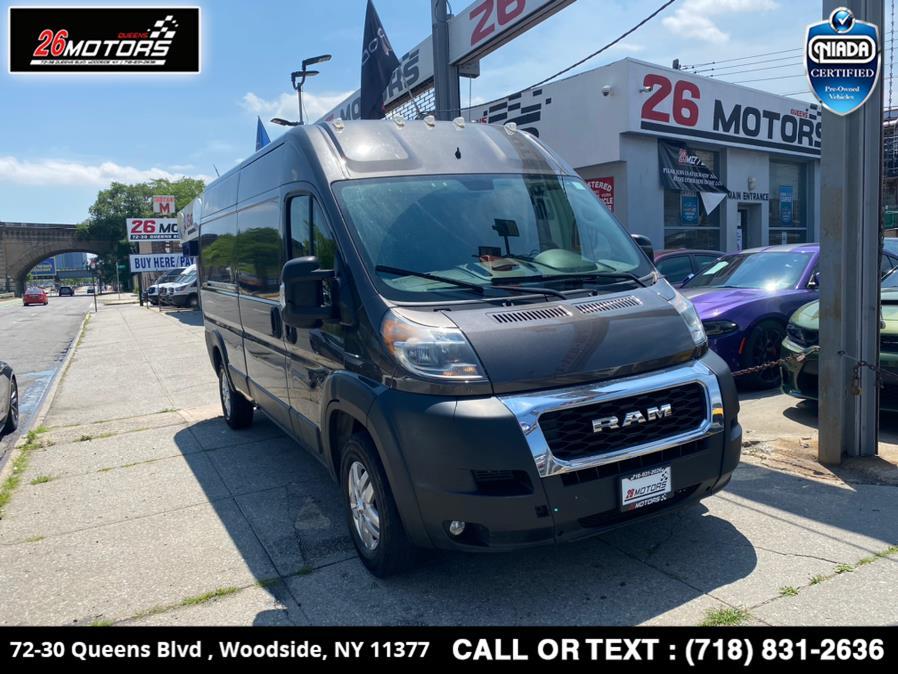 Used 2019 Ram ProMaster Cargo Van in Woodside, New York | 26 Motors Queens. Woodside, New York
