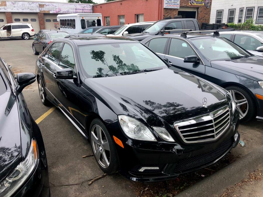 Used 2011 Mercedes-Benz E-Class in New Haven, Connecticut | Primetime Auto Sales and Repair. New Haven, Connecticut