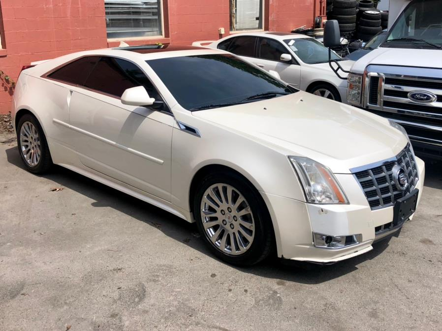 Used 2012 Cadillac CTS Coupe in New Haven, Connecticut | Primetime Auto Sales and Repair. New Haven, Connecticut
