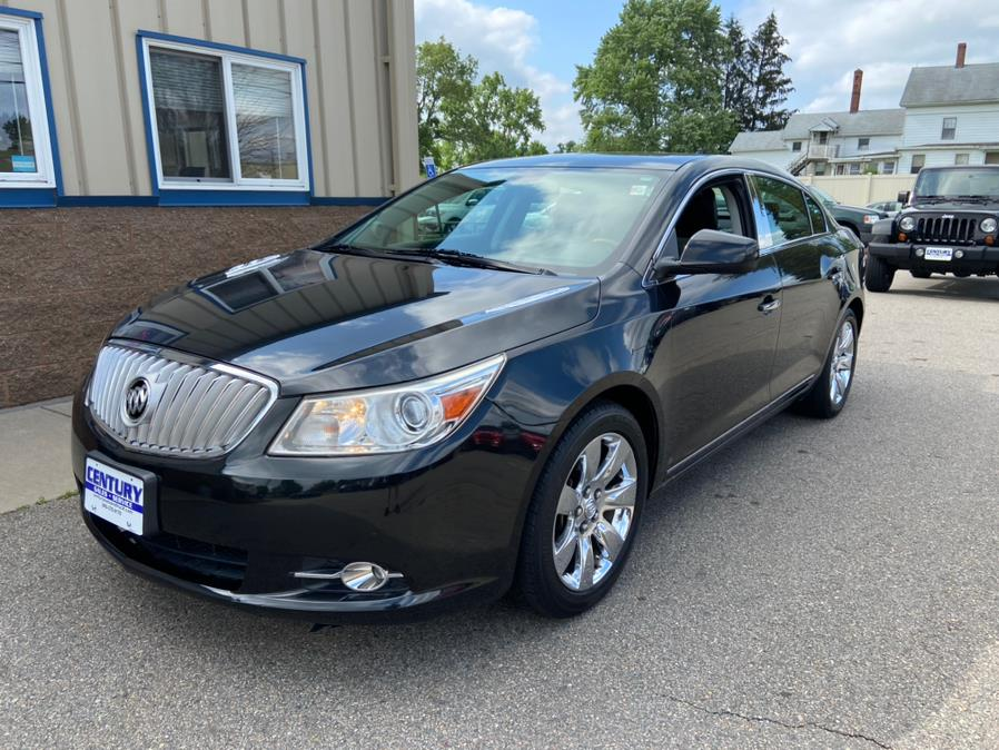 Used Buick LaCrosse 4dr Sdn CXS 3.6L 2010   Century Auto And Truck. East Windsor, Connecticut