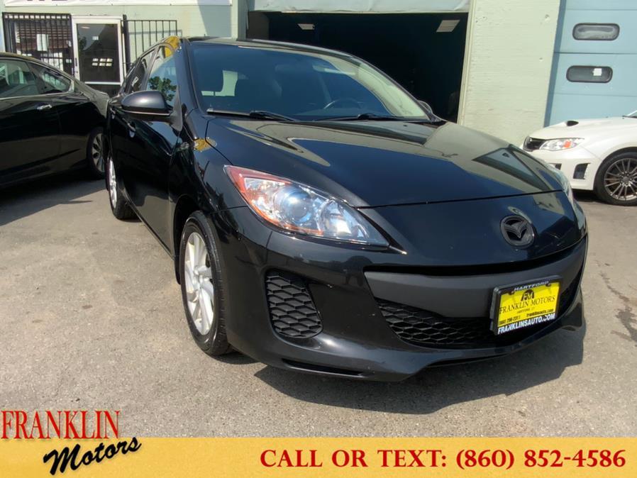 Used 2012 Mazda Mazda3 in Hartford, Connecticut | Franklin Motors Auto Sales LLC. Hartford, Connecticut
