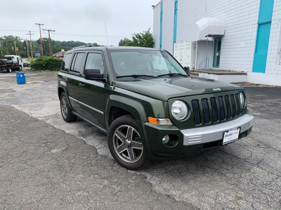 Used Jeep Patriot 4WD 4dr Limited 2009 | Dealertown Auto Wholesalers. Milford, Connecticut