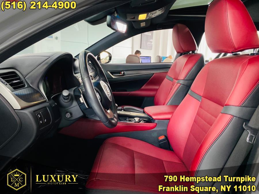 Used Lexus GS GS 350 F Sport RWD 2018 | Luxury Motor Club. Franklin Square, New York