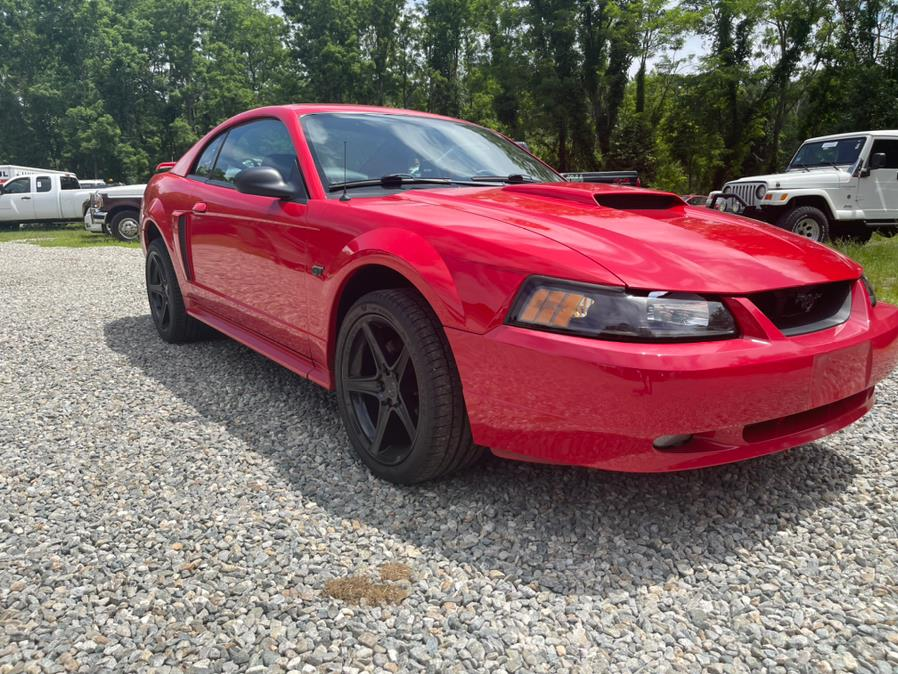 Used Ford Mustang 2dr Cpe GT Deluxe 2002 | VIP on 6 LLC. Hampton, Connecticut