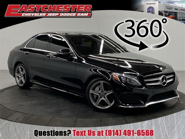 Used 2018 Mercedes-benz C-class in Bronx, New York | Eastchester Motor Cars. Bronx, New York