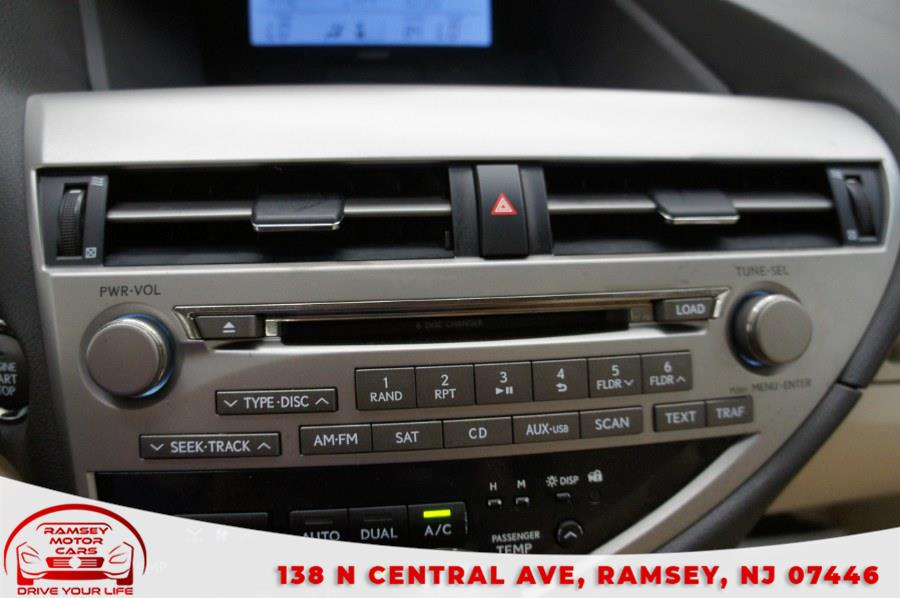 Used Lexus RX 350 FWD 4dr 2010   Ramsey Motor Cars Inc. Ramsey, New Jersey