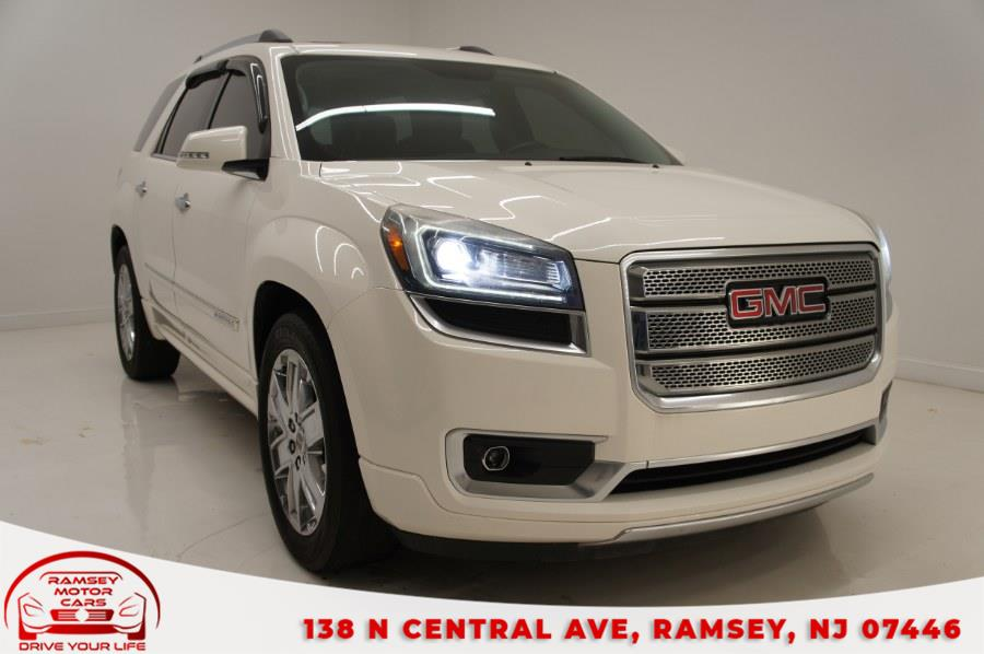 Used 2013 GMC Acadia in Ramsey, New Jersey | Ramsey Motor Cars Inc. Ramsey, New Jersey