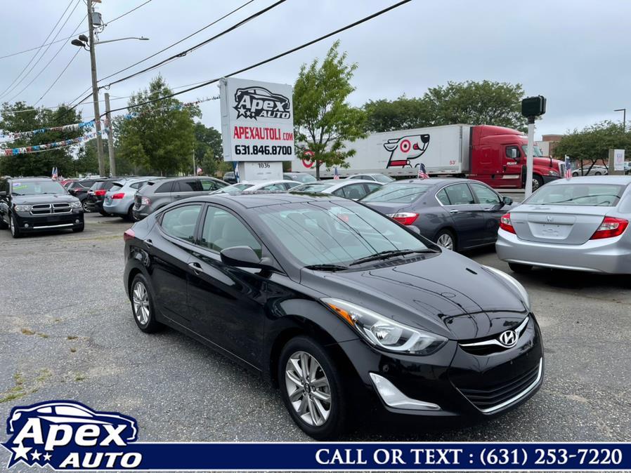 Used 2014 Hyundai Elantra in Selden, New York | Apex Auto. Selden, New York