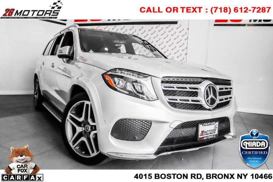 Used Mercedes-Benz GLS GLS 550 4MATIC SUV 2018 | 26 Motors Corp. Bronx, New York