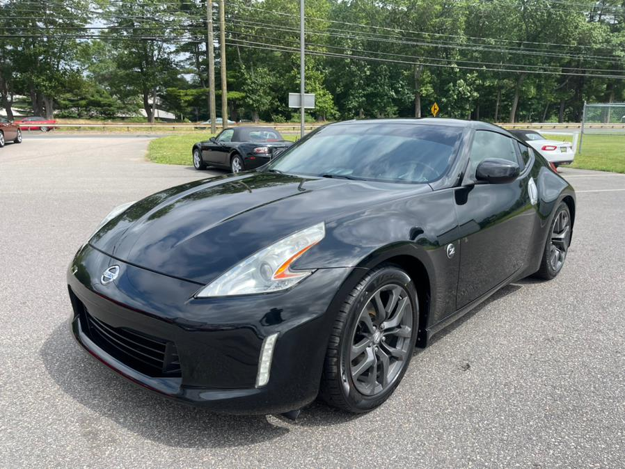Used Nissan 370Z 2dr Cpe Auto Touring 2014 | Mike And Tony Auto Sales, Inc. South Windsor, Connecticut