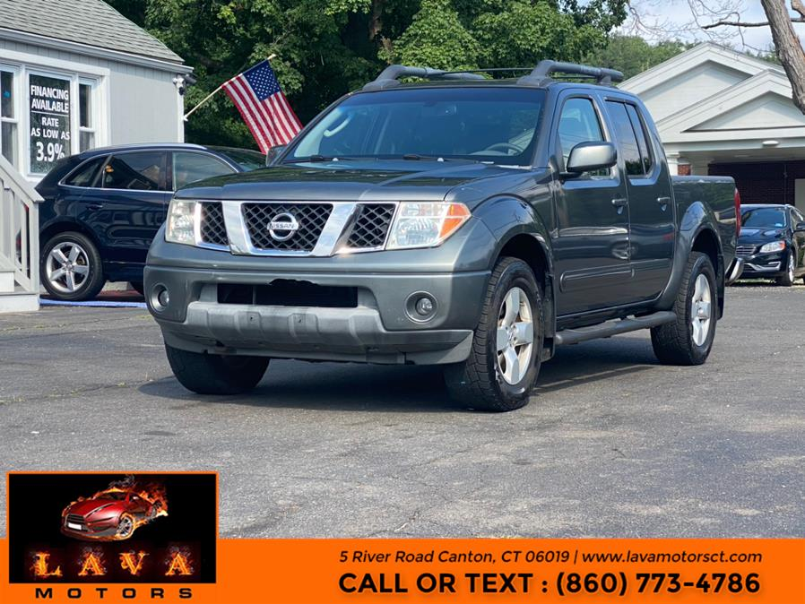Used 2006 Nissan Frontier in Canton, Connecticut | Lava Motors. Canton, Connecticut