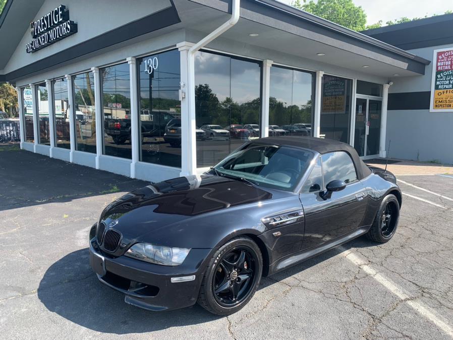 Used BMW Z3 M 2dr Roadster 3.2L 2000 | Prestige Pre-Owned Motors Inc. New Windsor, New York