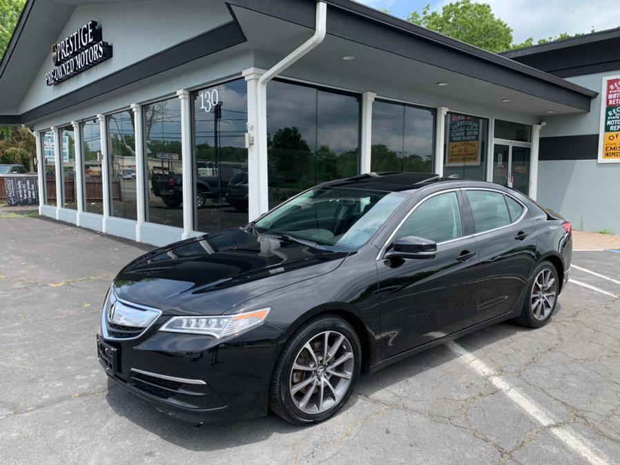 Used 2015 Acura TLX in New Windsor, New York | Prestige Pre-Owned Motors Inc. New Windsor, New York