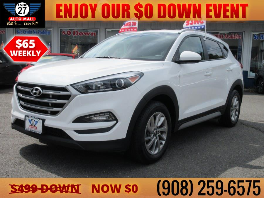 Used 2018 Hyundai Tucson in Linden, New Jersey | Route 27 Auto Mall. Linden, New Jersey