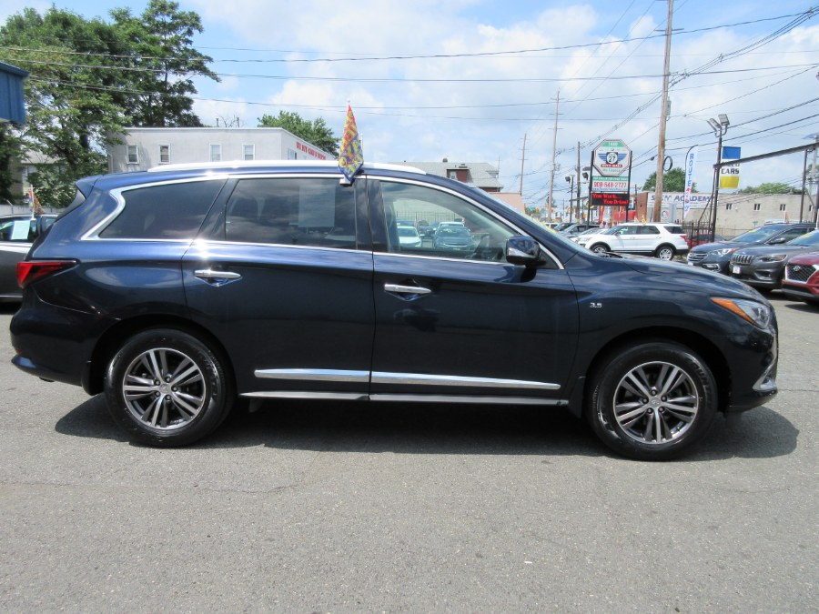 Used INFINITI QX60 AWD 2018 | Route 27 Auto Mall. Linden, New Jersey