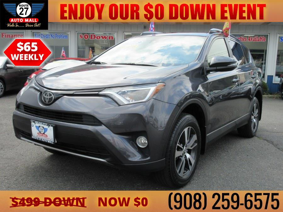 Used 2018 Toyota RAV4 in Linden, New Jersey | Route 27 Auto Mall. Linden, New Jersey