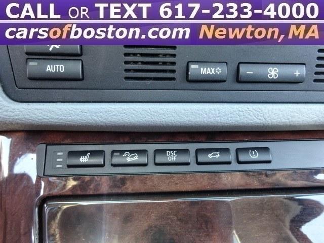 Used BMW X5 X5 4dr AWD 3.0i 2006 | Cars of Boston. Newton, Massachusetts