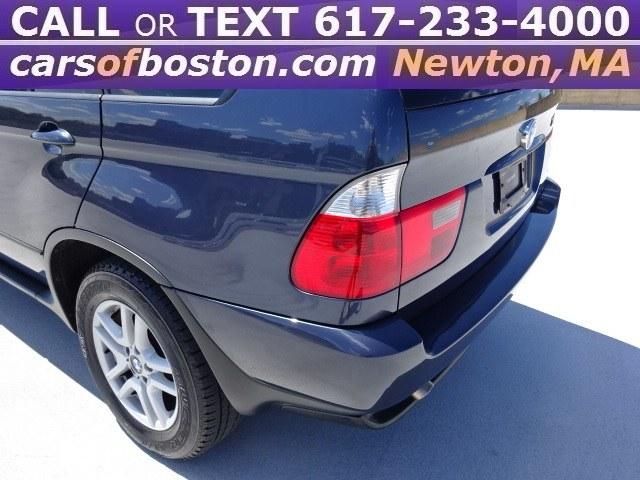 Used BMW X5 X5 4dr AWD 3.0i 2006   Jacob Auto Sales. Newton, Massachusetts