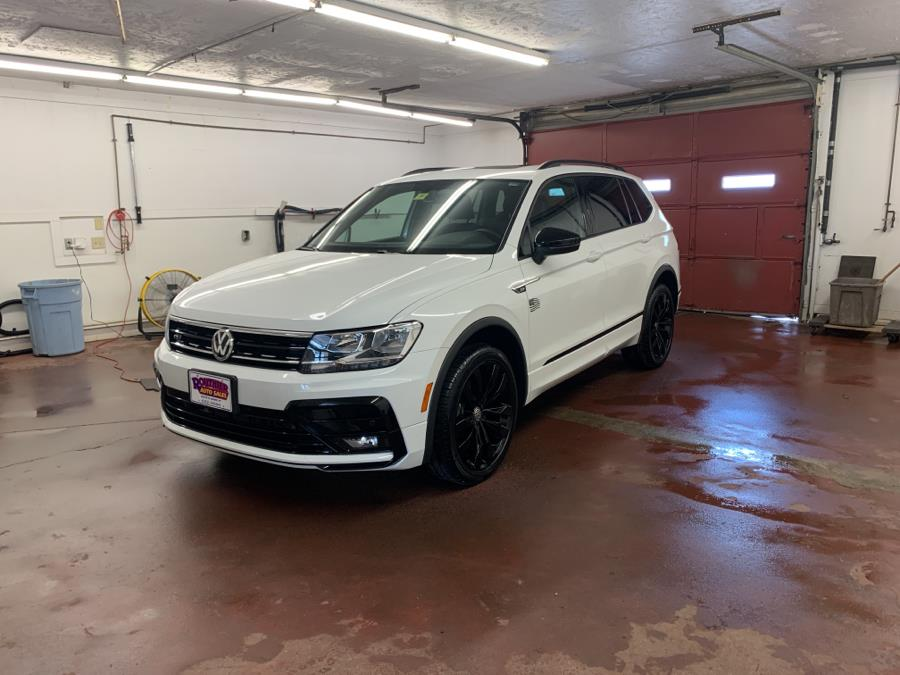 Used 2020 Volkswagen Tiguan in Barre, Vermont | Routhier Auto Center. Barre, Vermont