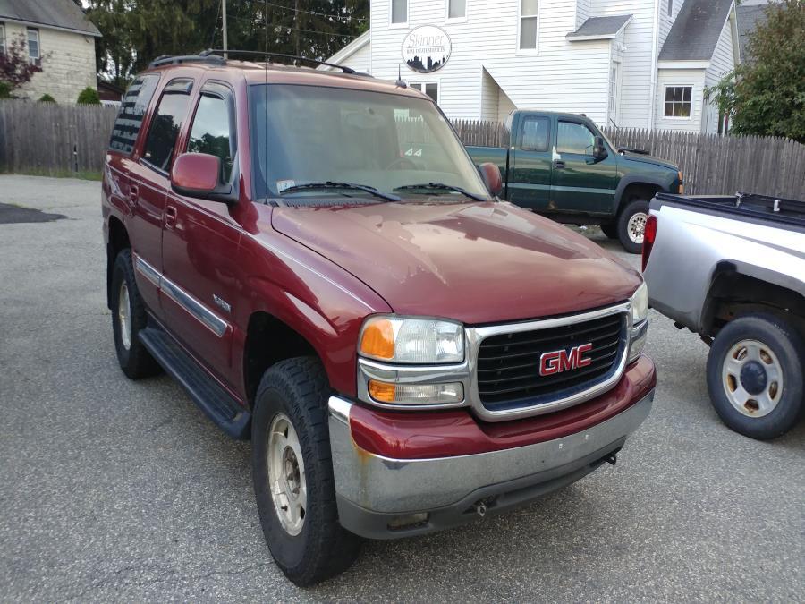 Used 2003 GMC Yukon in Chicopee, Massachusetts | Matts Auto Mall LLC. Chicopee, Massachusetts