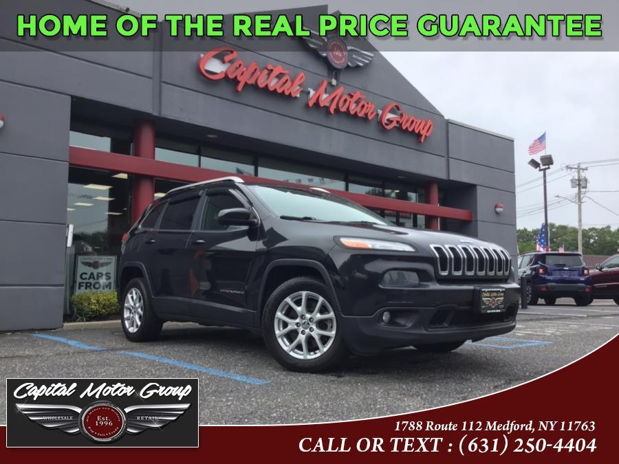 Used 2014 Jeep Cherokee in Medford, New York | Capital Motor Group Inc. Medford, New York