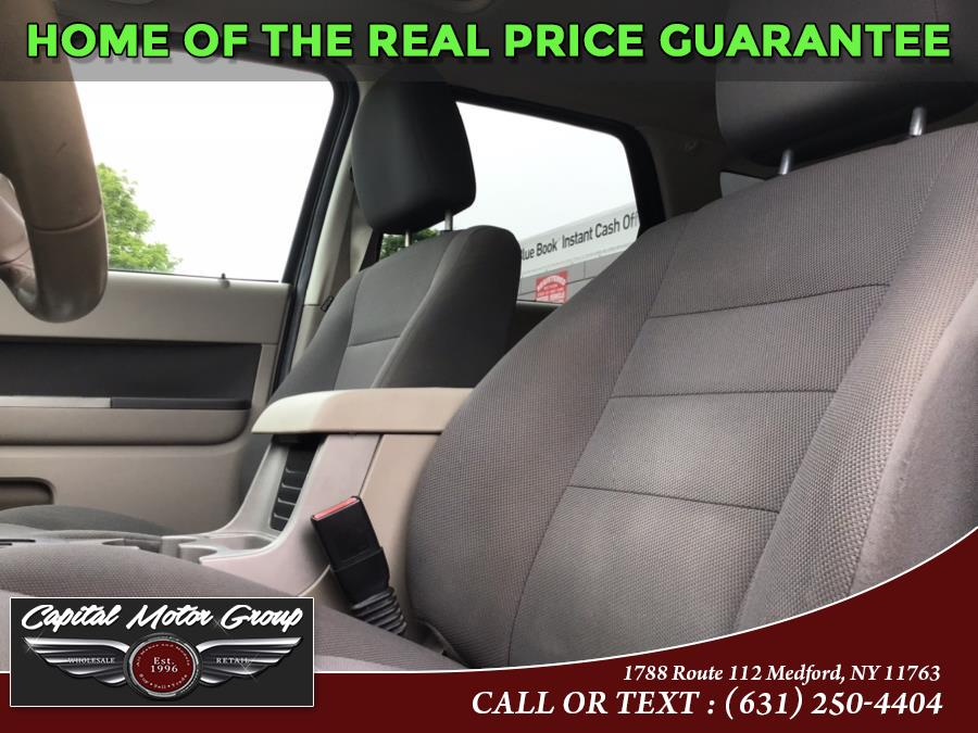 Used Ford Escape 4WD 4dr I4 Auto XLT 2009 | Capital Motor Group Inc. Medford, New York