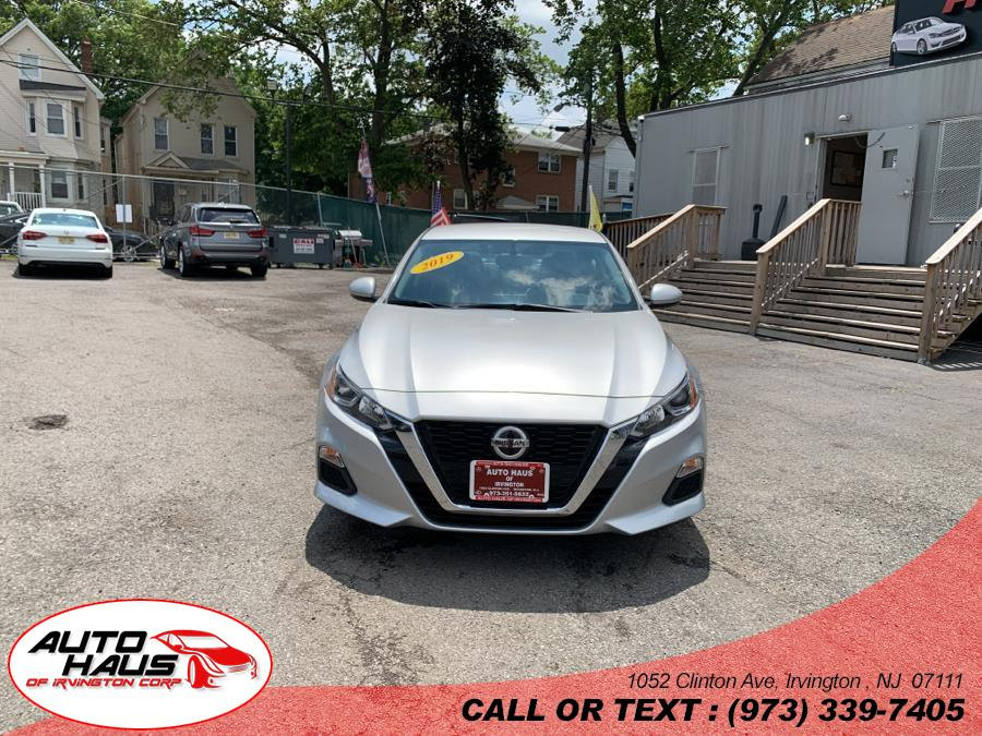 Used 2019 Nissan Altima in Irvington , New Jersey   Auto Haus of Irvington Corp. Irvington , New Jersey