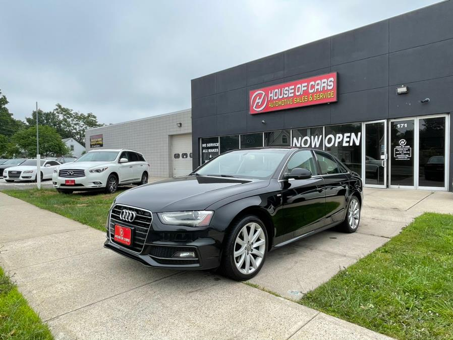 Used 2014 Audi A4 in Meriden, Connecticut | House of Cars CT. Meriden, Connecticut