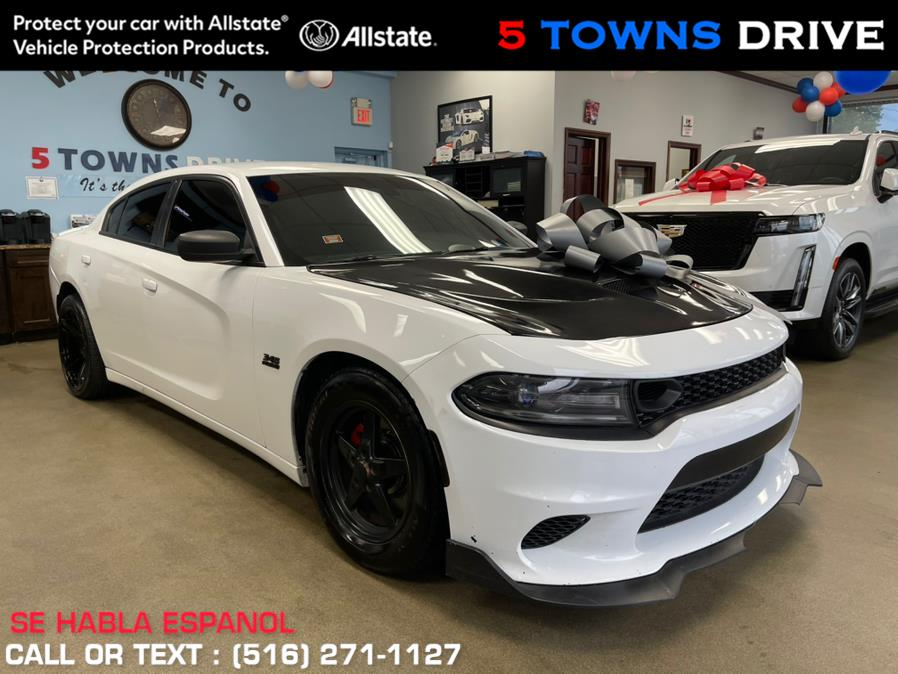 Used Dodge Charger 4dr Sdn R/T RWD 2016   5 Towns Drive. Inwood, New York