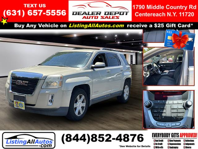 Used 2010 GMC Terrain in Patchogue, New York | www.ListingAllAutos.com. Patchogue, New York