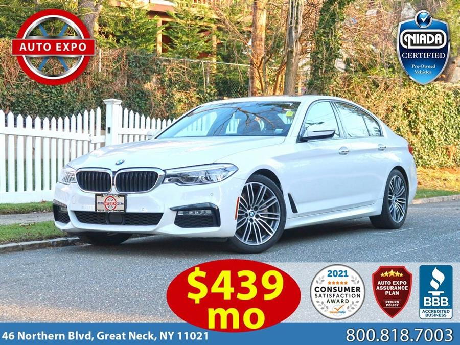 Used BMW 5 Series 540i xDrive M Sport Package 2017 | Auto Expo Ent Inc.. Great Neck, New York