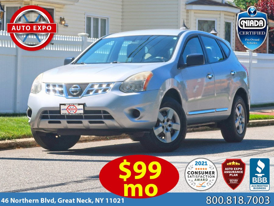 Used Nissan Rogue S 2013 | Auto Expo Ent Inc.. Great Neck, New York
