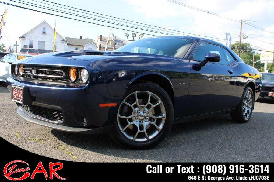 Used Dodge Challenger GT Coupe 2017 | Car Zone. Linden, New Jersey