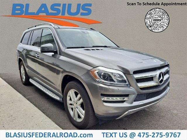 Used Mercedes-benz Gl-class GL 450 2016 | Blasius Federal Road. Brookfield, Connecticut