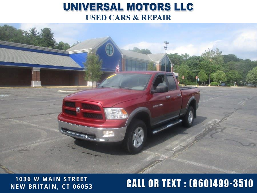 Used 2012 Ram 1500 in New Britain, Connecticut | Universal Motors LLC. New Britain, Connecticut