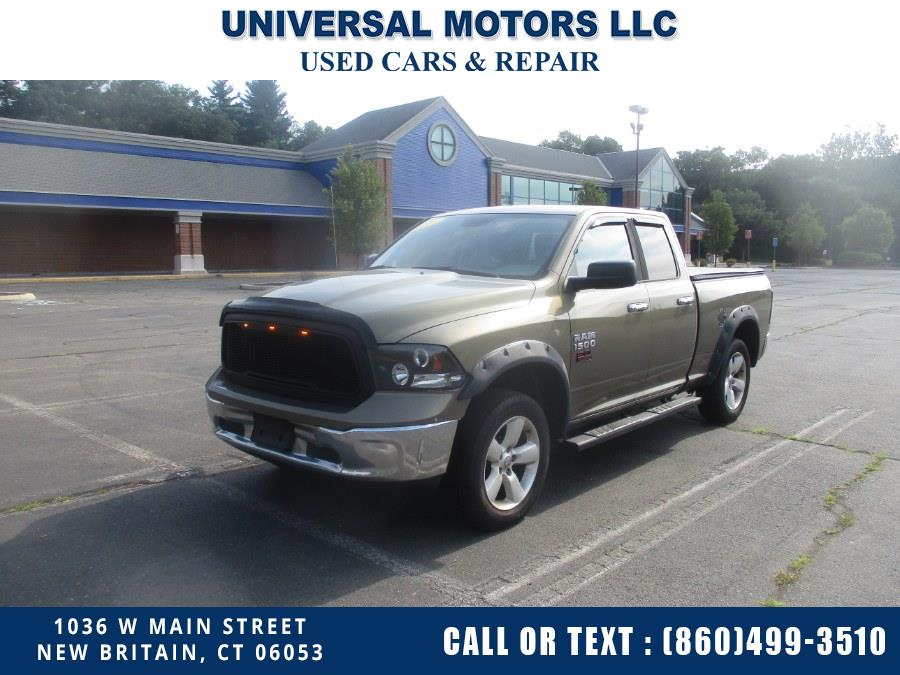 Used 2013 Ram 1500 in New Britain, Connecticut | Universal Motors LLC. New Britain, Connecticut