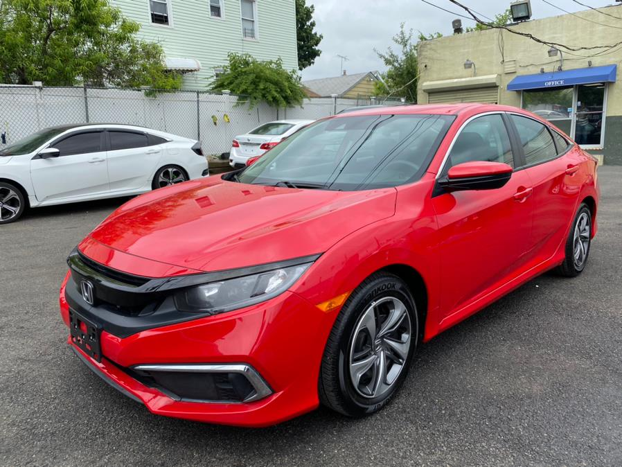 Used 2020 Honda Civic Sedan in Jamaica, New York | Sunrise Autoland. Jamaica, New York