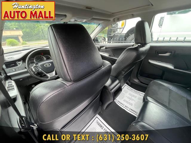 Used Toyota Camry 4dr Sdn V6 Auto SE 2012 | Huntington Auto Mall. Huntington Station, New York