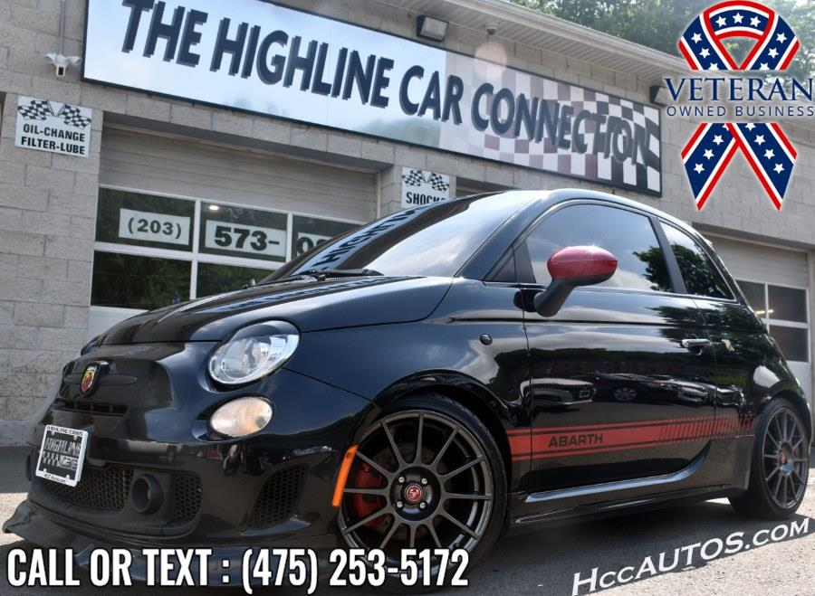 Used 2013 FIAT 500 in Waterbury, Connecticut   Highline Car Connection. Waterbury, Connecticut