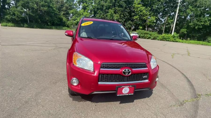 Used Toyota RAV4 4WD 4dr V6 5-Spd AT Ltd (Natl) 2009 | Wiz Leasing Inc. Stratford, Connecticut