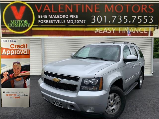 Used Chevrolet Tahoe LT 2013 | Valentine Motor Company. Forestville, Maryland
