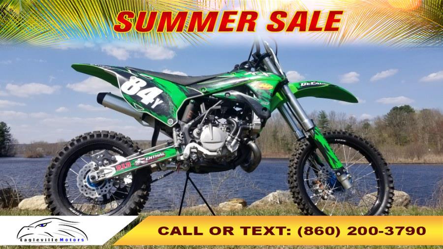 Used Kawasaki KX85 Motorcycle 2019 | Eagleville Motors. Storrs, Connecticut